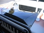 Hummer H1 Hood Scoop Smoke