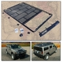 Hummer H2 GOBI Stealth Roof Rack