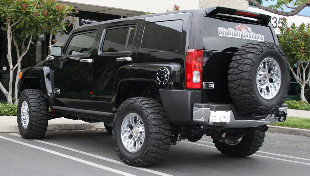 hummer h3 rear accessories 6 hummer h3 rear accessories hummer h3 tail light wiring diagram at mifinder.co