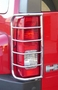 Hummer H3 Stainless Steel Tail Light Gaurds