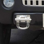 Hummer H3 Stainless Steel Tow Loop Set