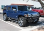 Lowered H3 Hummer