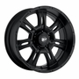 Pro Comp Xtreme Alloy FLAT BLACK Wheels