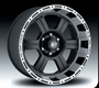 "PXA 7289 Cast Black Wheels 16""-20"""