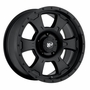 PXA Flat Black Wheels