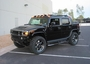 SMA Black Out Hummer