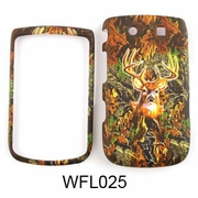 Blackberry 9800 Camo Phone Cover - Deer
