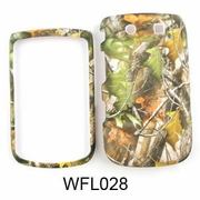 Blackberry 9800/Torch Camo Mossy Cover Leaves/Branches