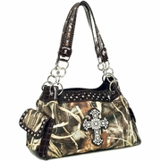 Realtree Camouflage Shoulder bag (13246A-MAX4-LC)