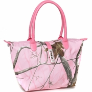 Realtree Camouflage tote bag W/Twist Lock (51939B-PK)