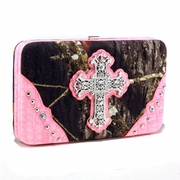 Wallets  -  Pink Camouflage
