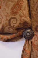 Toffee Multi Paisley