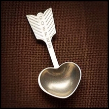 Beehive - Coffee Scoop
