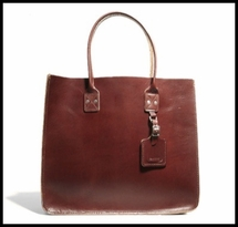 Billykirk - No. 235 Leather Tote - Brown
