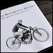 Georgia Motorcycle History - The First 60 Years