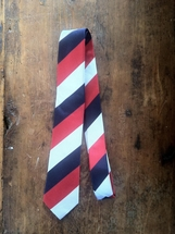 Hitsman - Red/white/Blue Stripe - Tie