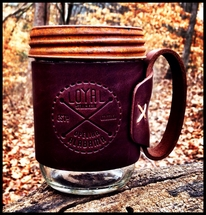 Loyal Stricklin - Aviator Mug - Brown