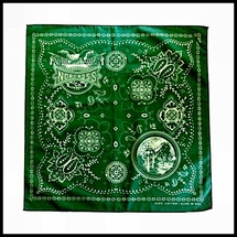 Norcross Co. - Bandana - Green