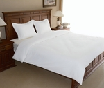 350 Thread Count Egyptian Cotton Percale Duvet Cover Set