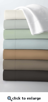 Tribeca Living Egyptian Cotton 800 Thread Count Deep Pocket Sheet Set