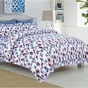 Ultra-soft Flannel 5-ounce Printed Duvet Cover Set (Various Designs)