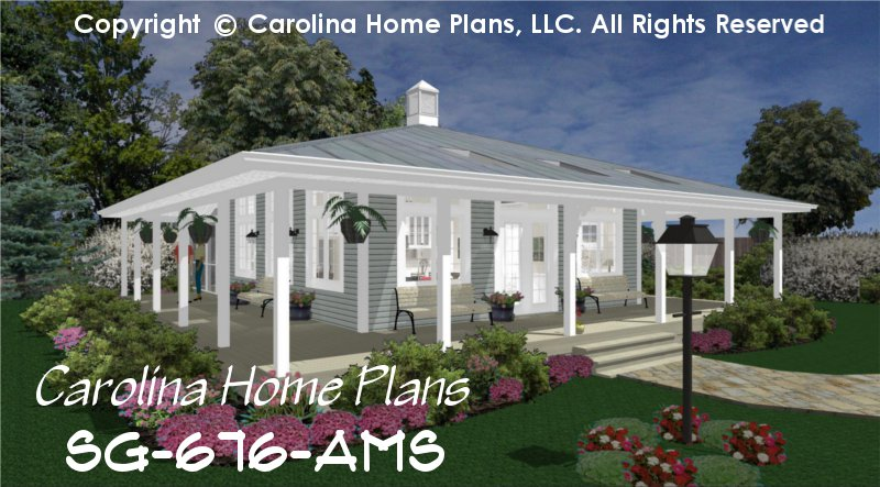 chp sg 676 amsbr tiny country cottage house plan