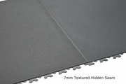 HIDDEN SEAM INTERLOCKING GARAGE TILE 5/16""