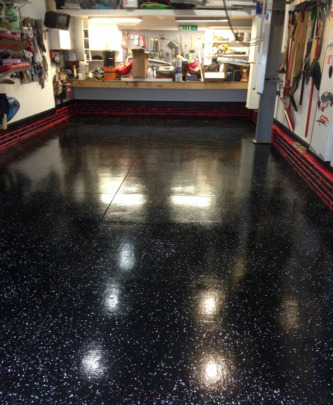Garage Floor Epoxy Kits | Epoxy flooring coating and paint |ArmorGarage