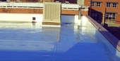 ROOF COATING FOR TAR & RUBBER ROOFS