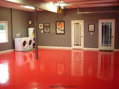 DIY EPOXY FLOORING KITS
