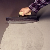 CONCRETE FLOOR CRACK AND JOINT REPAIR KITS FOR EPOXY FLOORING