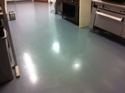 FAST DRY  EPOXY COATING KITCHEN & CORRECTIONAL FACILITY