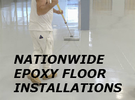 EPOXY FLOOR COATING INSTALLATIONS