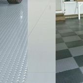 GARAGE EPOXY vs GARAGE TILES vs GARAGE MATS