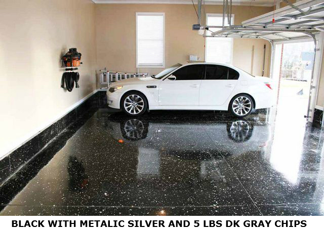 Best Looking Garage Floor Finish At A Fraction Of Franchise Company Or