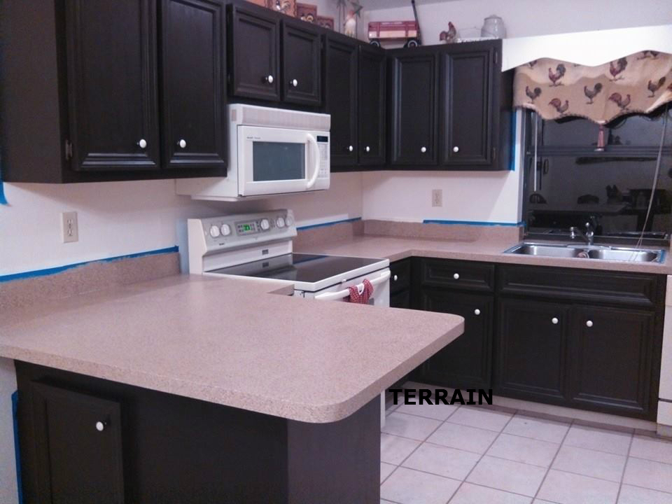 KITCHEN COUNTERTOP & BATHROOM REFINISHING KITS > KITCHEN COUNTERTOP ...