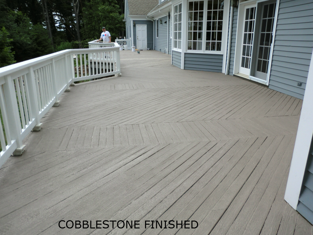 Wood Deck Coating Industrial Grade