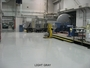 MILITARY-INDUSTRIAL GRADE EPOXY FLOORING. THREE LAYER SYSTEM  23 MILS THICK