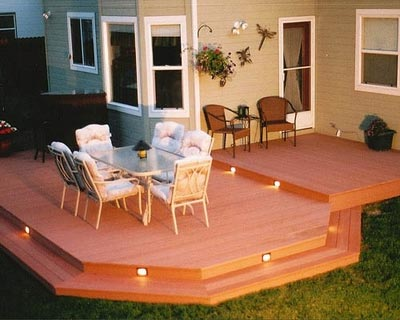 Deck paint for long lasting deck coatings