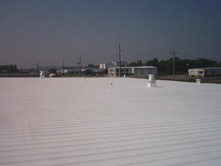 Flat Roof Coatings Commercial Armorgarage