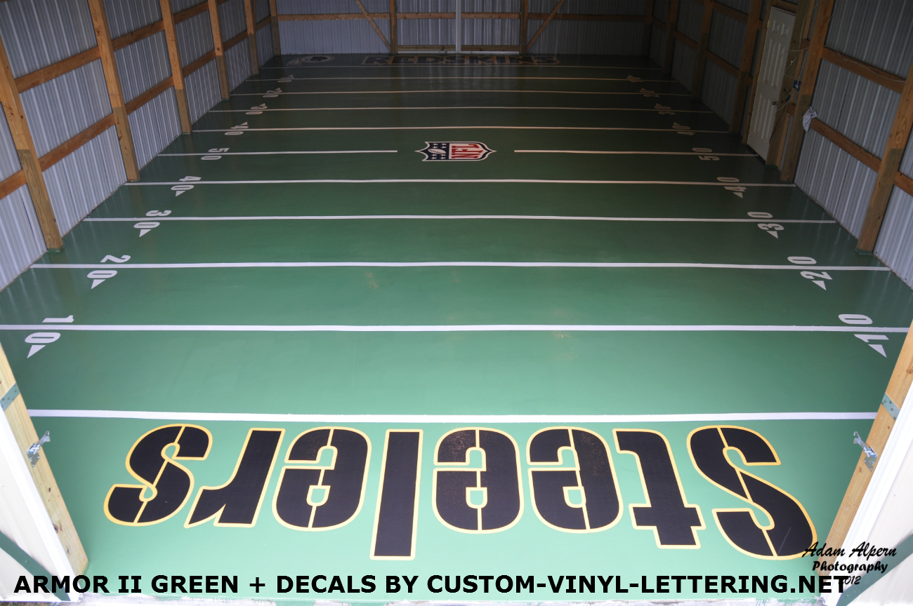 Commercial Epoxy Flooring Armor Garage