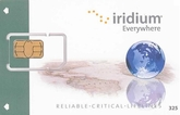 Iridium SIM Cards and Airtime