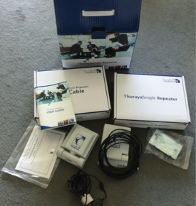 Thuraya Fixed Single Channel Indoor Repeater