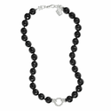 Alwand Vahan Black Onyx Necklace