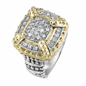 Alwand Vahan Diamond Ring