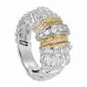Alwand Vahan Diamond Ring .11ctw