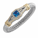 Alwand Vahan London Blue Topaz Bracelet