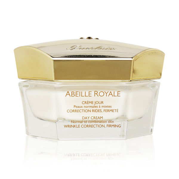 Guerlain Abeille Royale Night Cream, 1.7 Oz I Beauty Flawless Rejuvenating Eye Pads 60pads