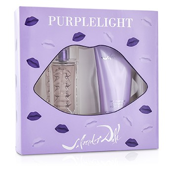 Salvador Dali Purplelight Coffret
