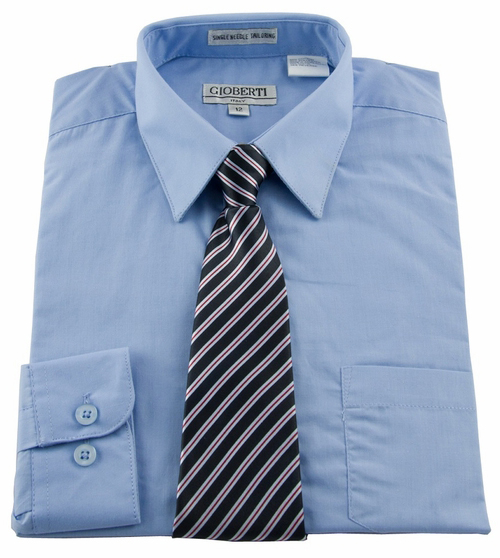 Find great deals on eBay for shirt with tie light blue. Shop with confidence.